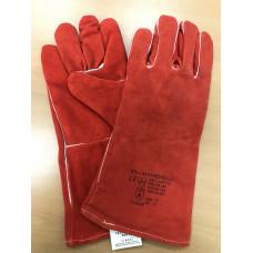 Перчатки спилковые TETU 104  K/V Kevlar